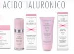 linea cosmetica acido ialuronico l'erbolario