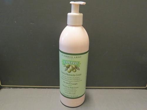 Crema corpo l'olivo l'erbolario 500 ml