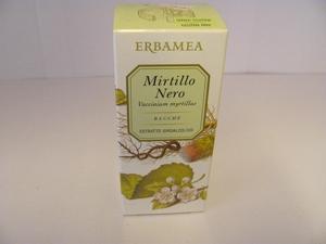 estratto idroalcolico Mirtillo nero (tintura madre)