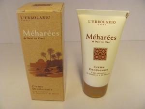 Crema deodorante mèharèes
