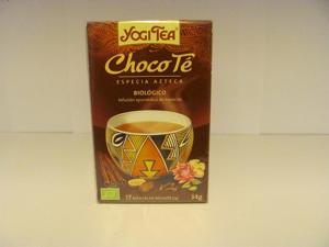 Choco te yogi tea