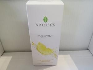 gel detergente purificante