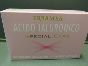 acido ialuronico special care compresse erbamea