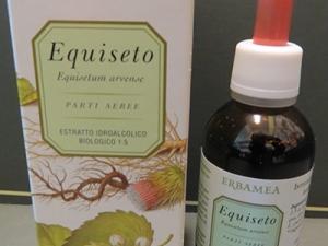estratto idroalcolico equiseto (tintura madre)