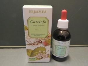 estratto idroalcolico carciofo (tintura madre)