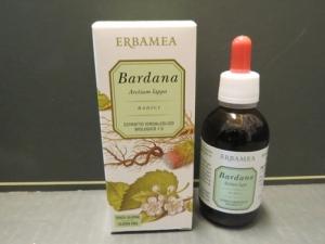 estratto idroalcolico bardana (tintura madre)