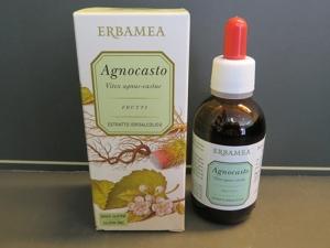 estratto idroalcolico agnocasto (tintura madre)