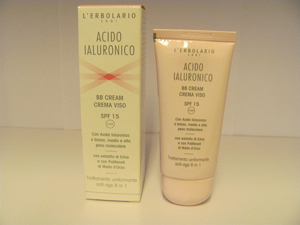 BB cream crema viso