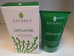 crema corpo vetiverde di nature's