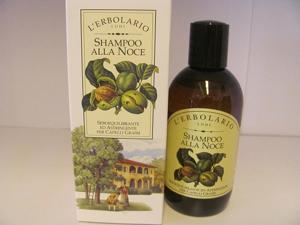Shampoo noce erbolario