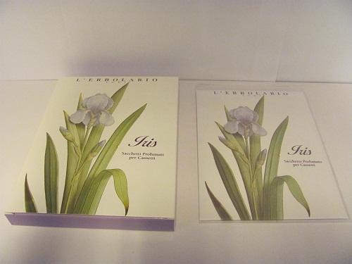 Sacchetto profumato iris