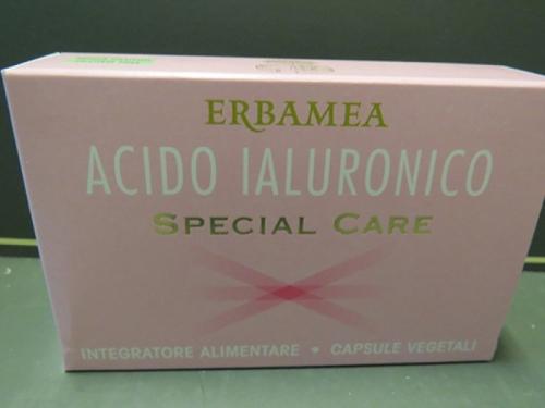 acido ialuronico special care compresse erbamea