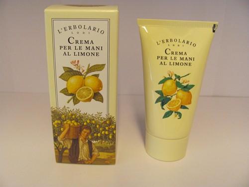 Crema per le Mani al Limone
