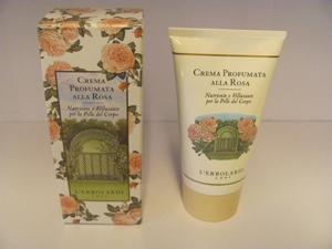 Crema corpo rosa 150 ml