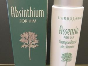 shampoo doccia assenzio