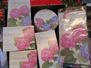 confezione regalo Ortensia L'Erbolario